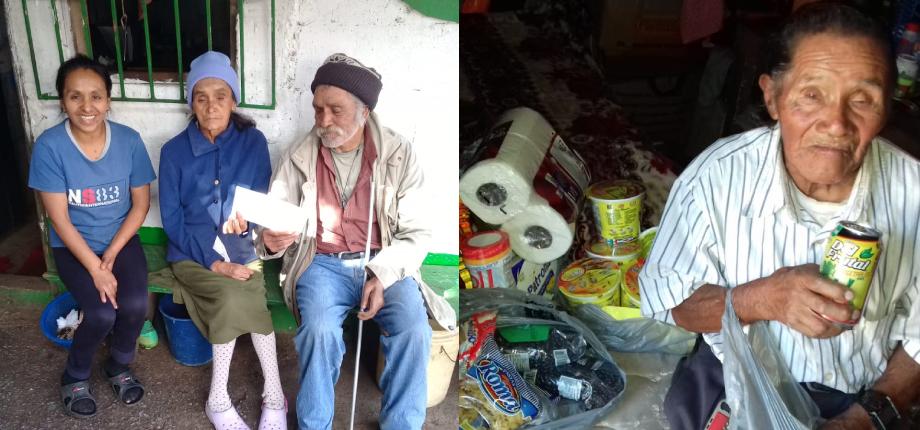 Cumplimos seis meses de ayudar a nuestros ancianos